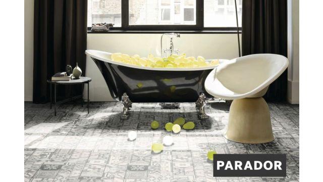 Pokládka a údržba laminátových podlah Parador