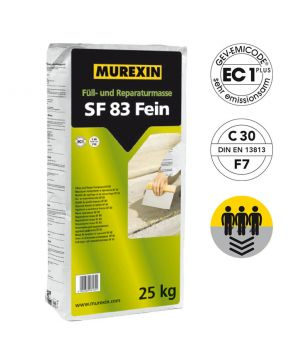 Murexin opravná hmota SF 83 25 kg