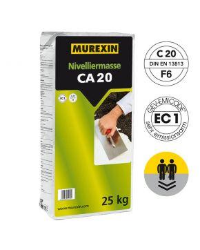 Nivelační stěrka CA 20 25 kg