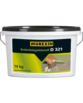 Murexin D 321 Lepidlo na koberce a PVC  14 kg