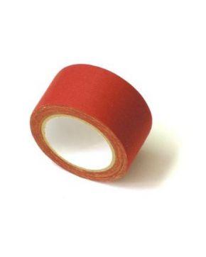 Textilní kobercová páska červená