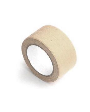 Textilní kobercová páska krémová