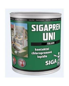 Kontaktní lepidlo Sigaprem UNI 1000 ml