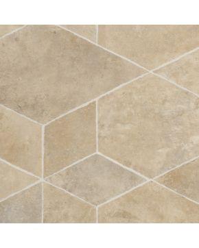 PVC LOFTEX 2173 Origin Cream - béžová dlažba