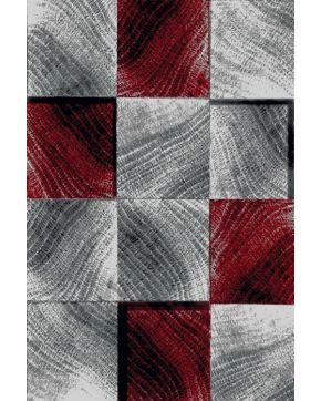 Kusový koberec Plus 8003 red