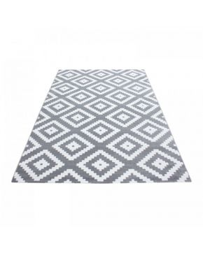 Kusový koberec Plus 8005 grey