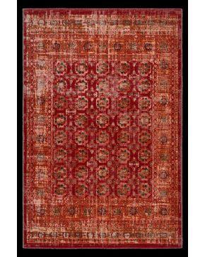 Kusový koberec Tilas 246 red
