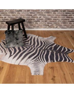 Kusový koberec Toledo 192 black white